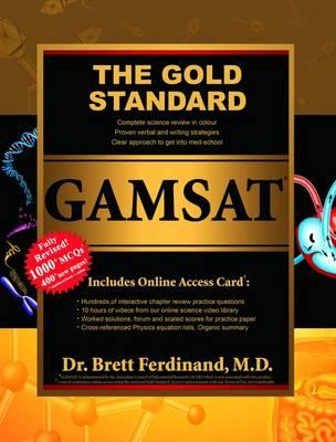 GAMSAT: 2016-2017 Edition (Hardback)
