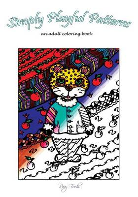 Simply Playful Patterns: An Adult Coloring Book (Paperback)