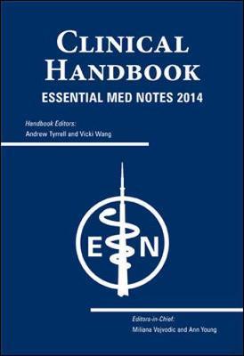 Essential Med Notes 2014 Handbook (Paperback)