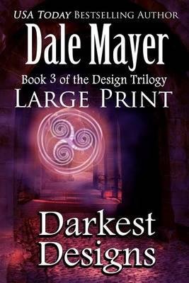 Darkest Designs: Large Print - Design 3 (Paperback)