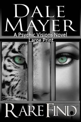 Rare Find: Large Print - Psychic Visions 6 (Paperback)