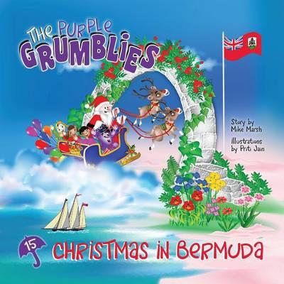 Christmas in Bermuda: The Purple Grumblies - Purple Grumblies 15 (Paperback)