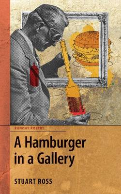 A Hamburger in a Gallery (Paperback)