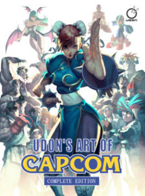 UDON's Art of Capcom: Complete Edition (Hardback)