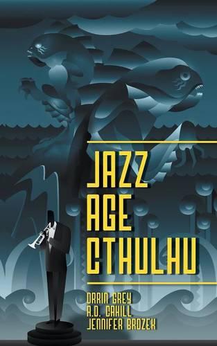 Jazz Age Cthulhu (Paperback)