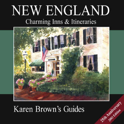 New England 2003: Charming Inns and Itineraries - Fodor's (Paperback)