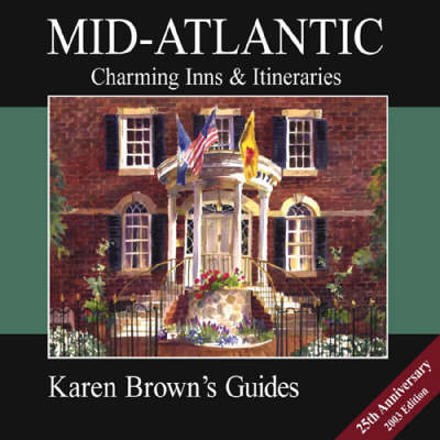 Mid-Atlantic 2003: Charming Inns and Itineraries - Fodor's (Paperback)