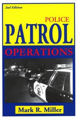 Police Patrol Operations (Paperback)