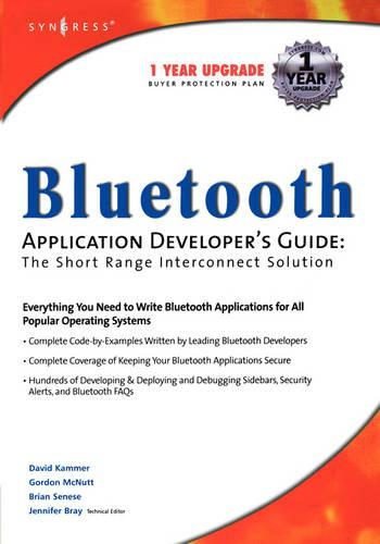 Bluetooth Application Developer's Guide (Paperback)