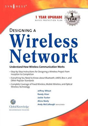 Designing A Wireless Network (Paperback)