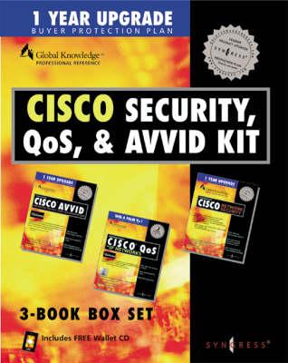 Cisco Security Qos & AVVID Kit (Paperback)