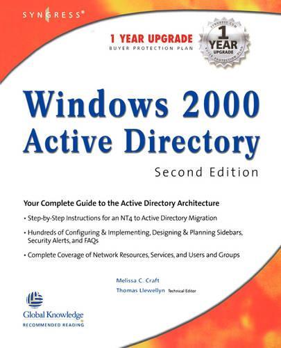 Windows 2000 Active Directory (Paperback)