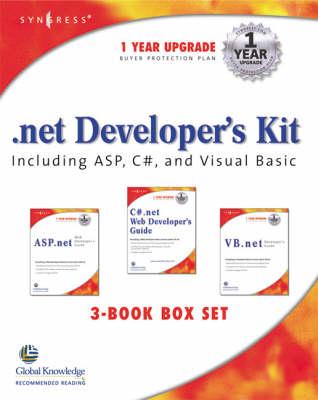 Net Developers Kit Including ASP C# and VB (Hardback)