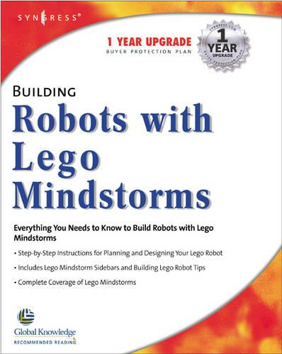 Building Robots With Lego Mindstorms (Paperback)