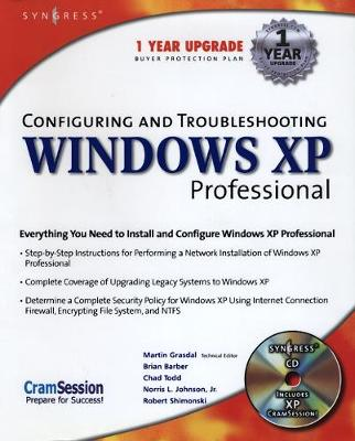 Configuring and Troubleshooting Windows XP Professional (Paperback)