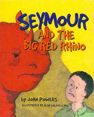 Seymour and the Big Red Rhino (Hardback)