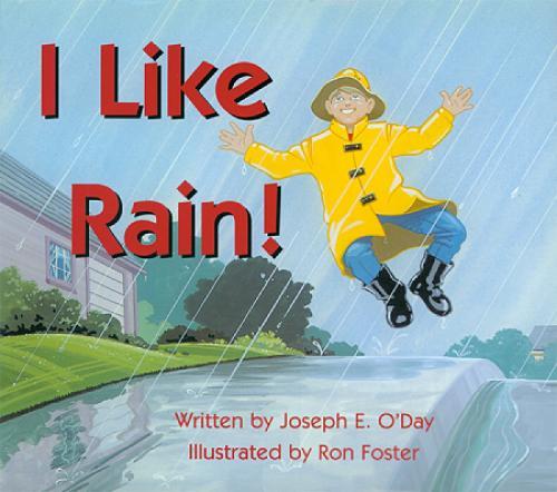 I Like Rain (Hardback)