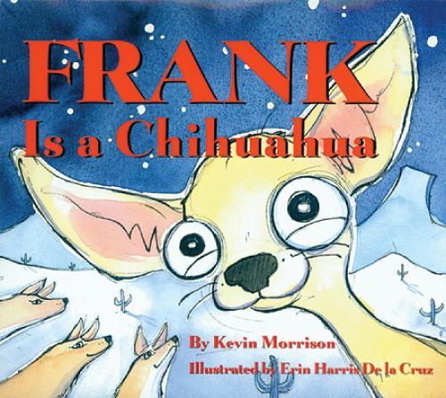 Frank is A Chihuahua (Hardback)
