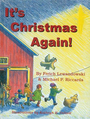It's Christmas Again! (Hardback)