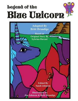 Legend of the Blue Unicorn (Paperback)