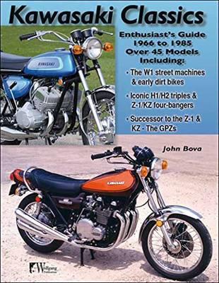 Kawasaki Motorcycle Classics: Enthusiasts Guide (Paperback)