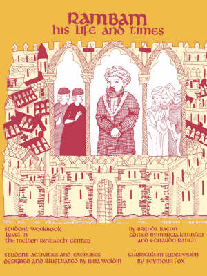 Rambam: His Life and Times (Student Workbook) (Paperback)