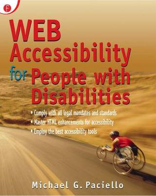 Web Accessibility for People with Disabilities (Paperback)