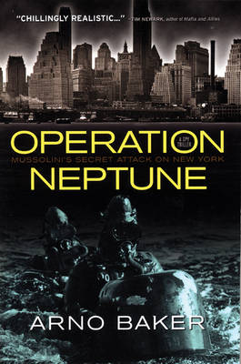 Operation Neptune: The Secret Attack on New York - Enigma Thrillers (Paperback)