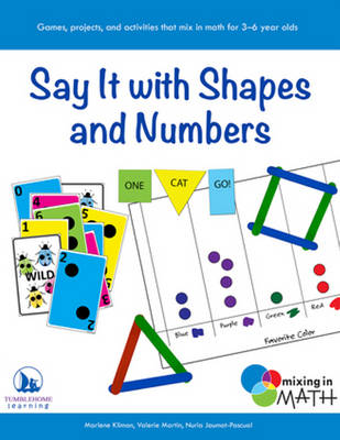 Say it with Shapes and Numbers (Paperback)