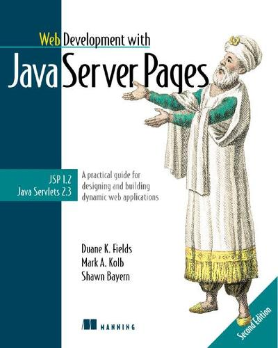 Web Development with JavaServer Pages, 2nd Edition (Paperback)