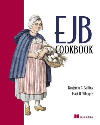 EJB Cookbook (Paperback)