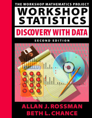 Workshop Statistics: Discovery with Data - Textbooks in Mathematical Sciences (Paperback)