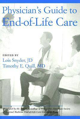 Physicans Guide to End of Life Care (Paperback)