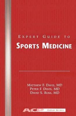 Expert Guide to Sports Medicine (Paperback)