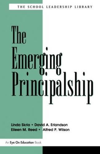 Emerging Principalship, The (Paperback)