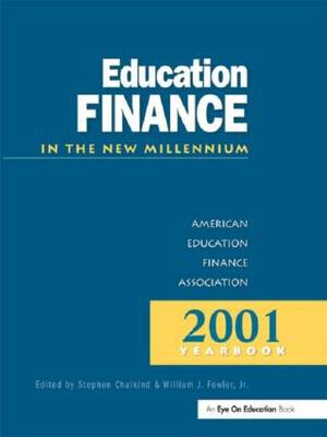 Education Finance in the New Millenium (Hardback)