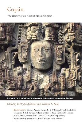 Copan: The History of an Ancient Maya Kingdom - School for Advanced Research Advanced Seminar Series (Paperback)