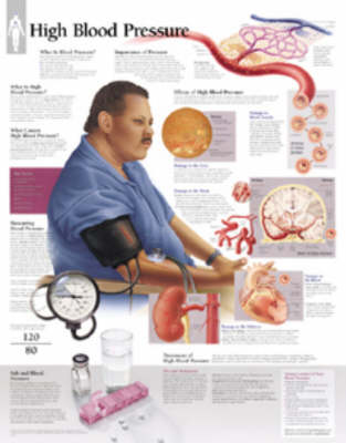 High Blood Pressure Laminated Poster (Poster)