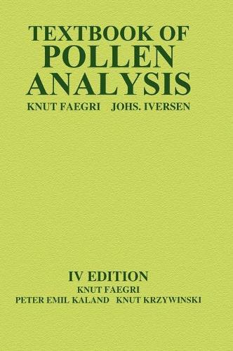 Textbook of Pollen Analysis (Hardback)