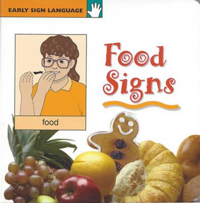 Food Signs (Board book)