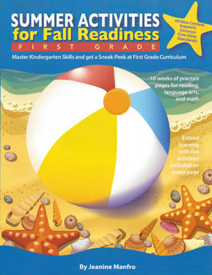 Summer Activities for Fall Readiness: First Grade (Paperback)