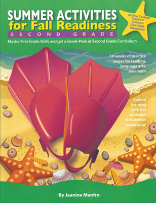 Summer Activities for Fall Readiness: Second Grade (Paperback)