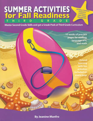 Summer Activities for Fall Readiness: Third Grade (Paperback)