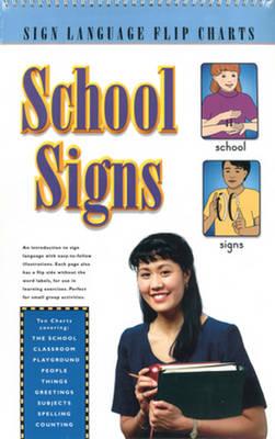 School Signs (Flip Chart) (Spiral bound)
