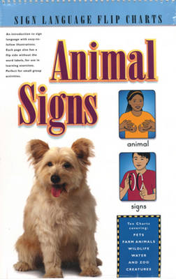 Animal Signs (Flip Chart) (Spiral bound)