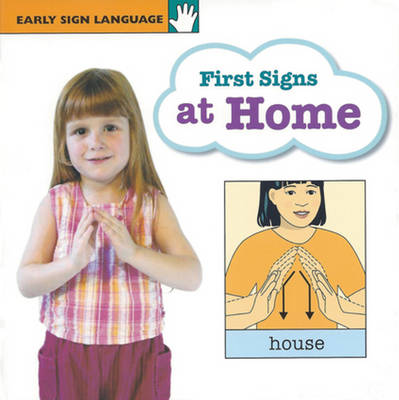 First Signs at Home (Board book)