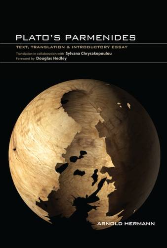 Plato's Parmenides: Text, Translation & Introductory Notes (Paperback)