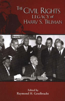 Civil Rights Legacy of Harry S Truman (Paperback)