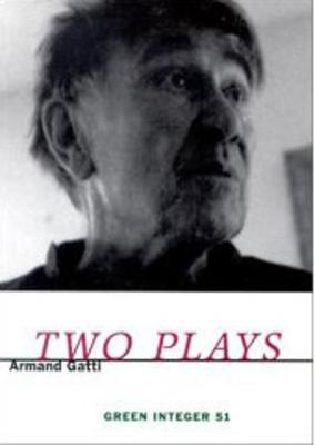 Two Plays (Paperback)