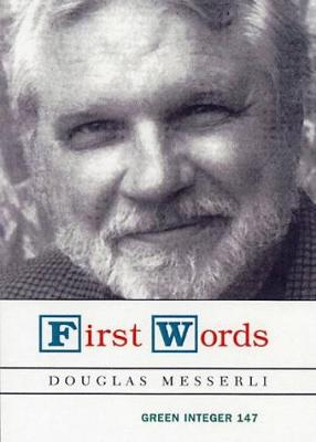 First Words (Paperback)